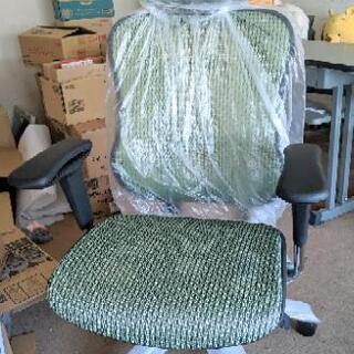 メッシュチェア オフィスチェア 椅子■ほぼ新品 組立済み