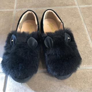 未使用に近い 靴