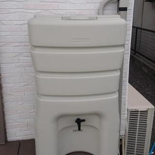 雨水タンク 140L (鹿児島市の助成金制度利用)