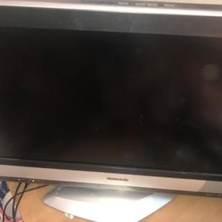 パナソニックVIERA32インチ液晶テレビ(引っ越す為日曜日午前まで)