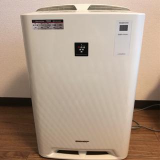 【SHARP】プラズマクラスター加湿空気清浄機