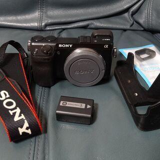 ソニーのミラーレス一眼カメラnex-7 本体 シャッター回数3150回