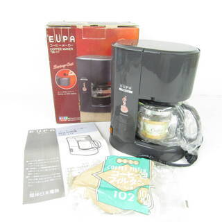 QB3642 ・【未使用品】 ユーパ TSK-117 コーヒーメ...