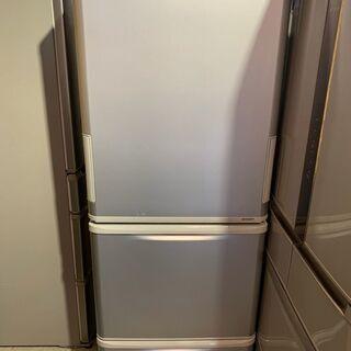 JH00975/SHARP/3ドア冷蔵庫/350L/201…