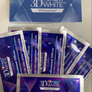 【ネット決済・配送可】ホワイトニング テープ 3枚!