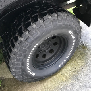 タイヤサイズ  31✖️11.5R15