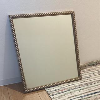 アンティーク風ミラー(鏡)