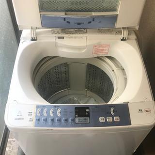 引き渡し者決定!〈無料〉日立の洗濯機