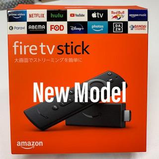 【新型第3世代】Amazon fire tv stick