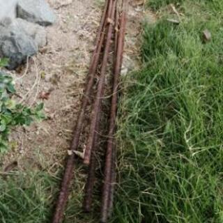再利用の鉄筋