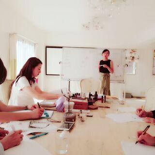 女性限定メディカルアロマホームセラピスト養成講座コース初中上級7...