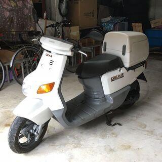 ヤマハ ギア GEAR BA50ST