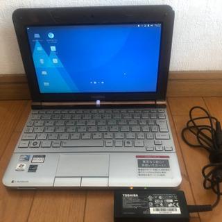 🔴Linux os搭載❗️東芝dynabook UX/24KBR