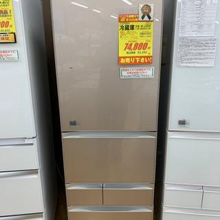 TOSHIBA製★2016年製冷蔵庫★6ヵ月間保証付き★近…