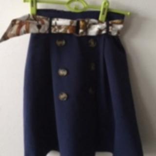 INGNI イングニ スカート M 試着のみ 御子様も着用可能です