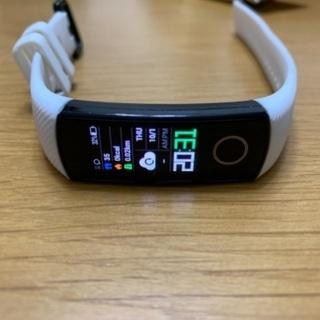 中古 Huawei Honor Band 5  グローバル版 ス...