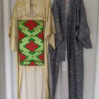 着物 と帯