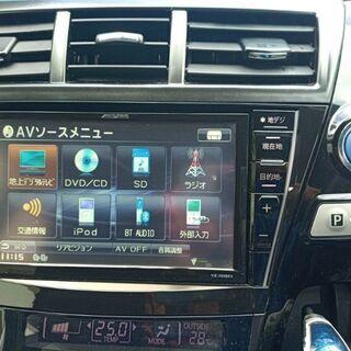 【ネット決済・配送可】【ネット決済可】プリウスα VIE-X00...