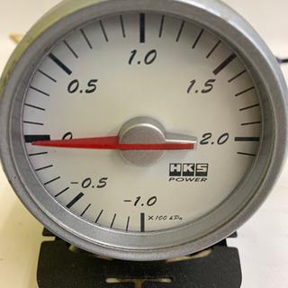 追加メーター HKS ブースト計