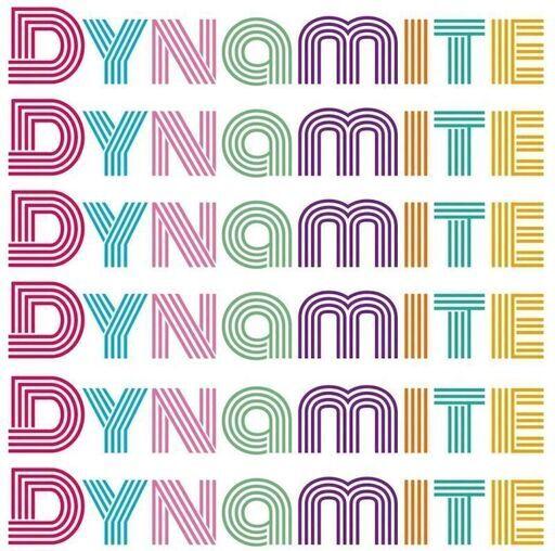 ダイナマイト ダンス bts