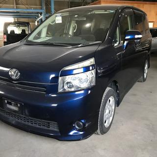 トヨタヴォクシー X 4WD ナビTV ETC