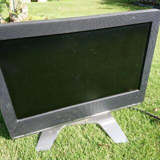 TOSHIBA液晶カラーテレビ