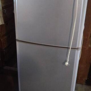 冷蔵庫(120L)