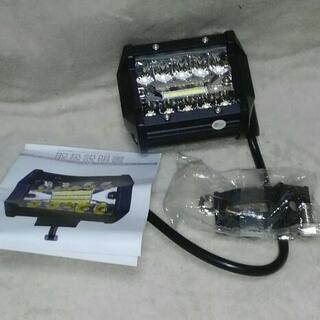 ①新品 3列 LEDワークライト 60Wの画像
