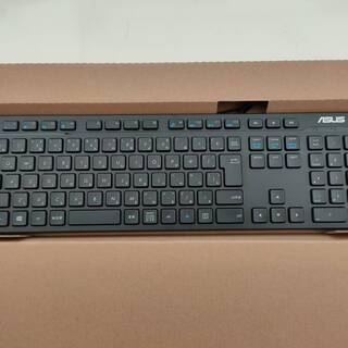 新品未使用 ASUS 薄型・軽量キーボード 複数あります