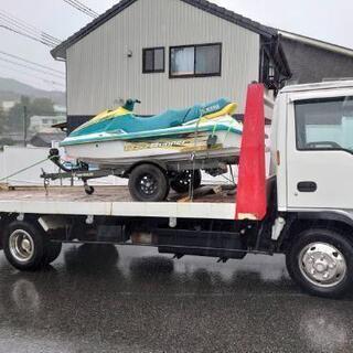 自動車 農機具 船 ジェット 陸送 運搬  - 一宮市