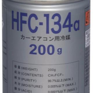 カーエアコン ガス HFC 134 6本