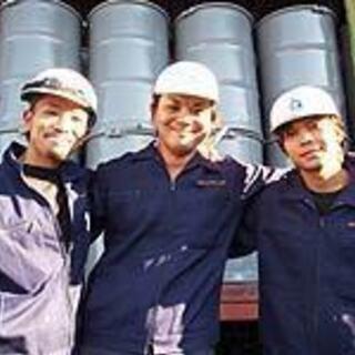 【未経験歓迎】16時30分定時◎創業83年★ドラム缶再生メーカーの製造スタッフの画像