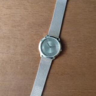 CALVIN KLEINの腕時計