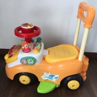 乗用玩具 アンパマンカー