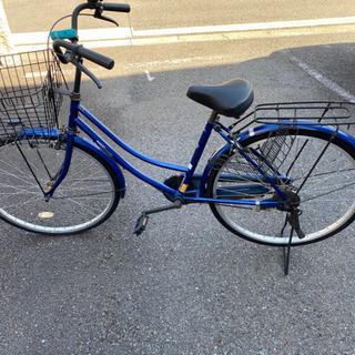 引取者決定✿自転車 ママチャリの画像