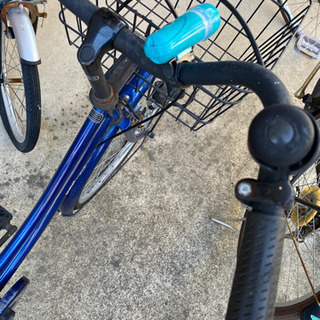 引取者決定✿自転車 ママチャリ − 京都府