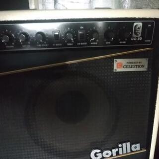 ゴリラギターアンプ