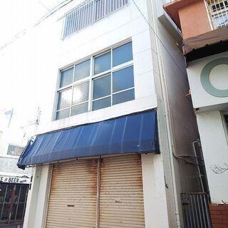 桜坂通り、建物丸ごと賃貸可能!現況貸しになりますので、リフォーム...