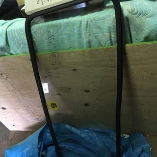 SJ 30用フロントガラスと周りのゴム枠セット