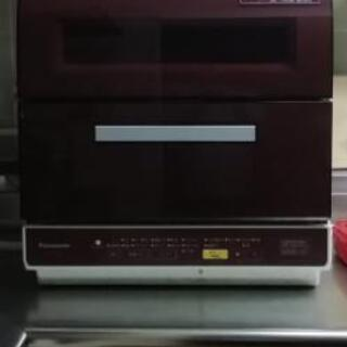 【値下】食洗機。保証1年残ありPanasonic