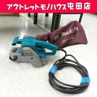 makita/マキタ 電動ベルトサンダ 9900B 集じん袋付き...