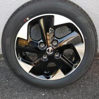 新型ルークス タイヤ&ホイール 4本セット