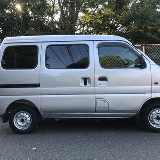 平成16年 スクラム バン DG62V シルバー 2WD AT AC 走行11.1万キロ 車検対応可 - 横須賀市