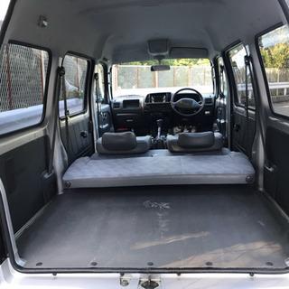 平成16年 スクラム バン DG62V シルバー 2WD AT AC 走行11.1万キロ 車検対応可 - 中古車