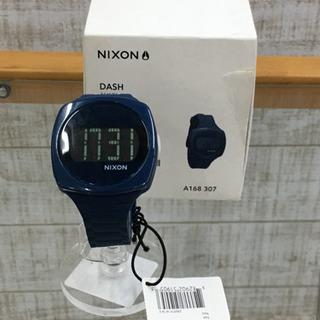 カジュアル【愛品館江戸川店】NIXONニクソン 腕時計 A168...