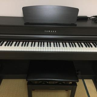 YAMAHA 電子ピアノ 美品 - 楽器