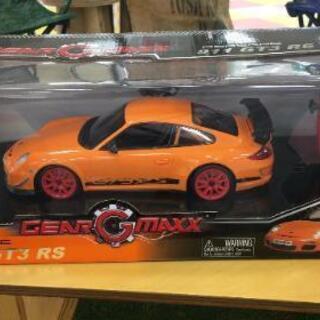 ポルシェ911GT3RS オレンジ ラジコンカー 1/16  展...