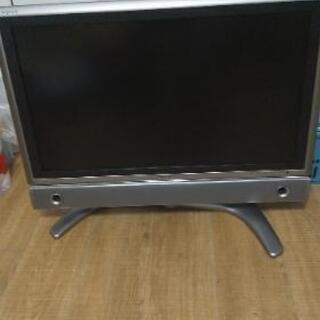 シャープAQUOS32インチテレビ。