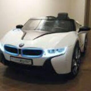 子供用電動カー BMW i8(値下げしました)