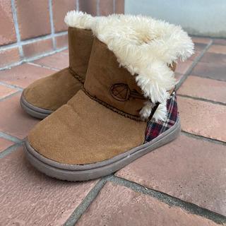 子供用ブーツ 冬用15cm